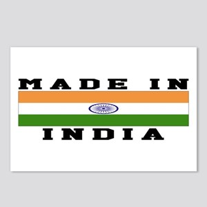 India Made In Postcards (Package of 8)