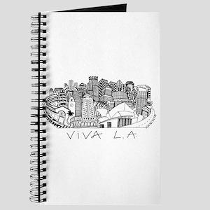 Viva LA in Black White Journal