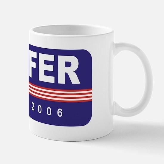 Support Rick Snuffer Mug