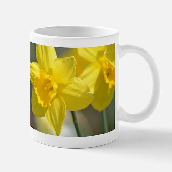 Yellow Daffodils Mug
