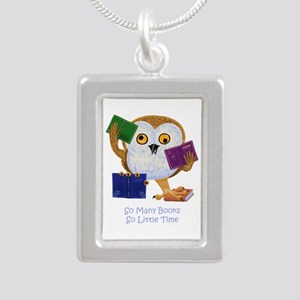 So Many Books So Little Time Necklaces