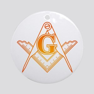 Freemason3 Ornament (Round)