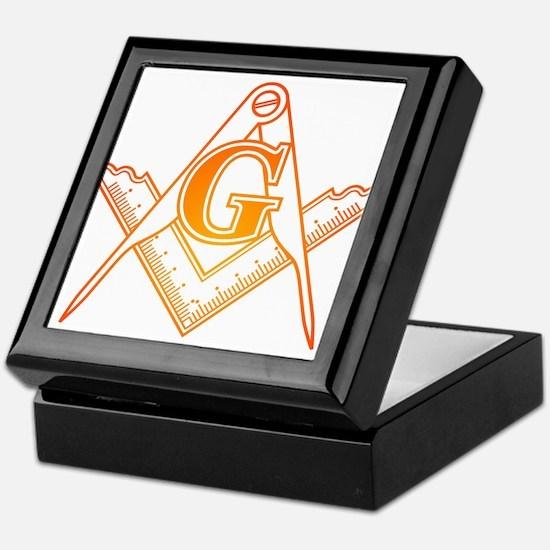 Freemason3 Keepsake Box