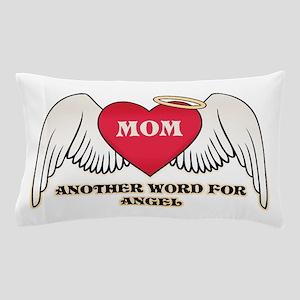 Angel Mom Pillow Case