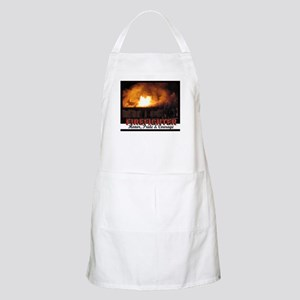 Firefighter Honor Pride Courage Apron