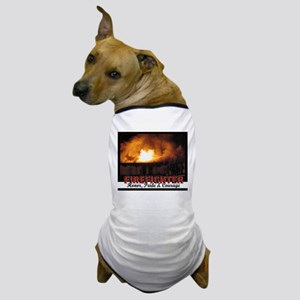 Firefighter Honor Pride Courage Dog T-Shirt