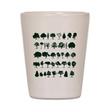Nature Shot Glass