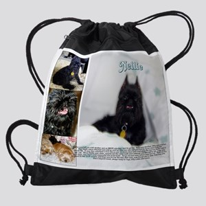 Nellie_Jan Drawstring Bag