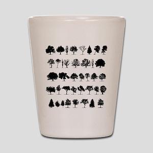 treesmisc Shot Glass