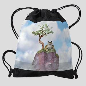 sposter Drawstring Bag
