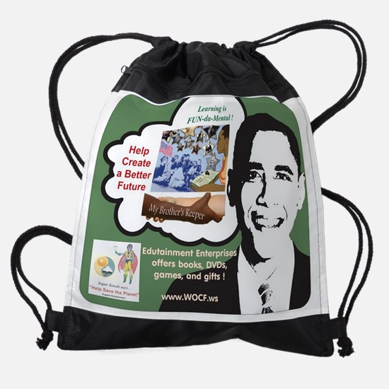 BRO-KEEPER Drawstring Bag