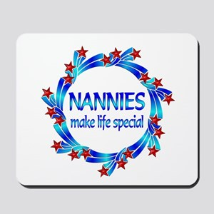 Nannies are Special Mousepad