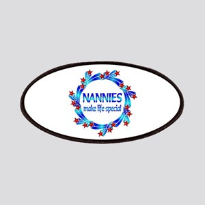 Nannies are Special Patches