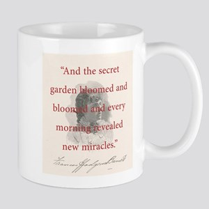 And The Secret Garden Bloomed - FH Burnett Mugs