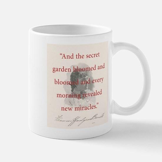 And The Secret Garden Bloomed - FH Burnett Mugs