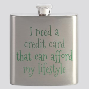 Affordable Credit Card Flask