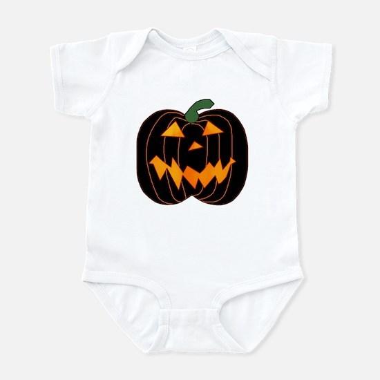 Jack O Lantern Infant Bodysuit