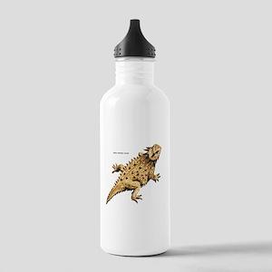 Regal Horned Lizard Stainless Water Bottle 1.0L