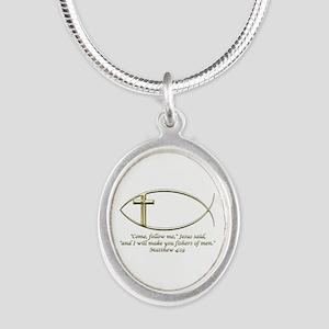 Matthew 4:19 Necklaces
