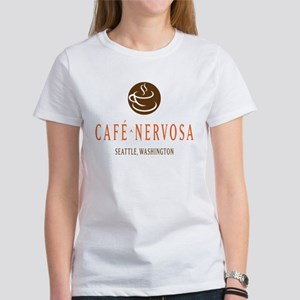 Cafe Nervosa Women's T-Shirt