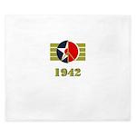 Peace Symbol USArmyAir Corps Japanese 1942 King Du