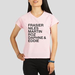 Frasier Cast Peformance Dry T-Shirt