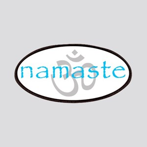 Om Namaste Patches