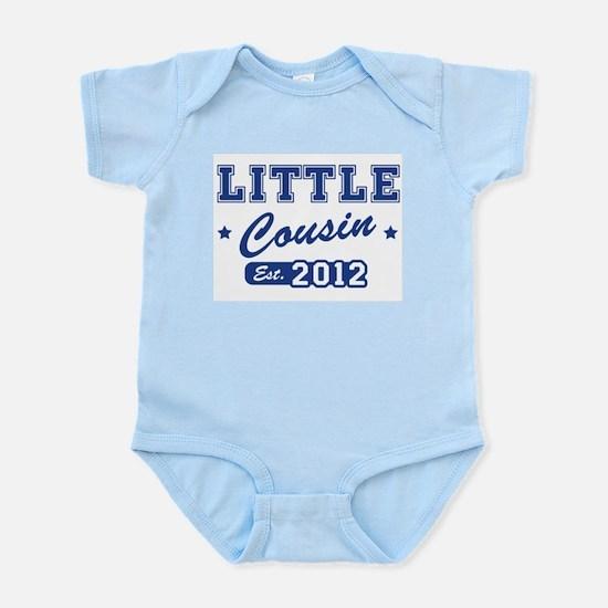 Little Cousin - Team 2012 Body Suit