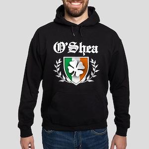 O'Shea Shamrock Crest Hoodie (dark)
