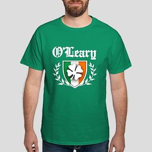 O'Leary Shamrock Crest Dark T-Shirt