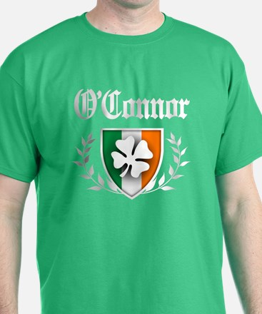 O'Connor Shamrock Crest T-Shirt