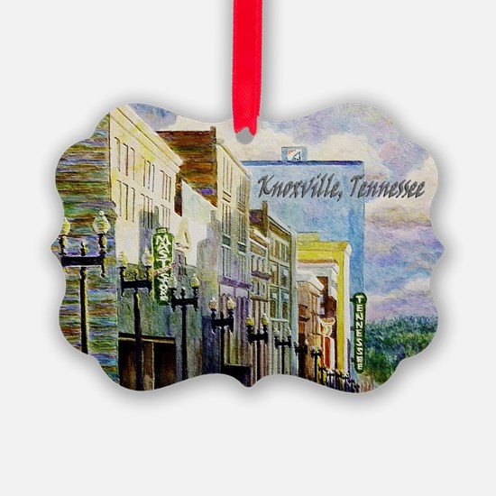 Downtown Knoxville Ornament