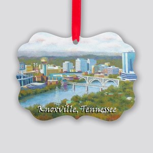 Knoxville, Tennessee Picture Ornament