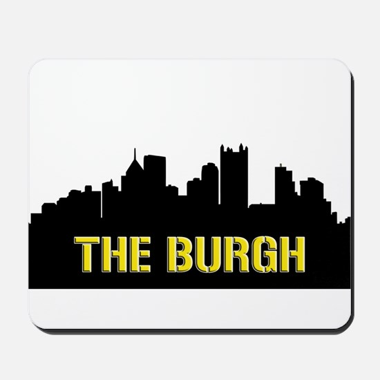 The Burgh Mousepad