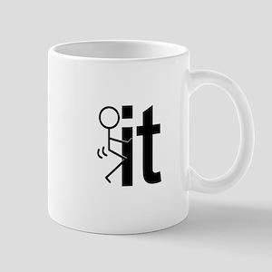 F it Mug