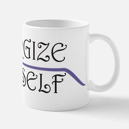 Energize Yourself Mug