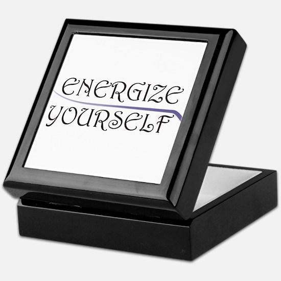 Energize Yourself Keepsake Box