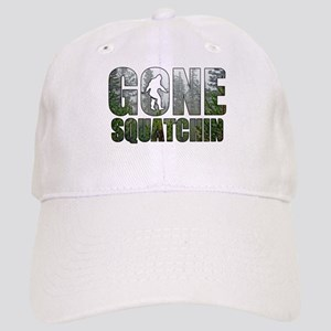 Gone Squatchin deep woods Cap