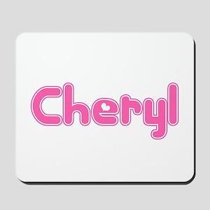 """Cheryl"" Mousepad"