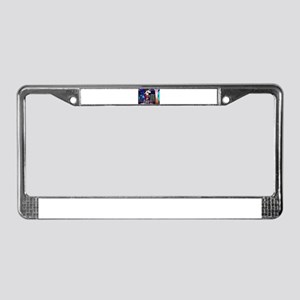 Game Factory Clown License Plate Frame
