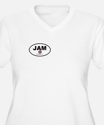 Jam San Francisco Plus Size T-Shirt
