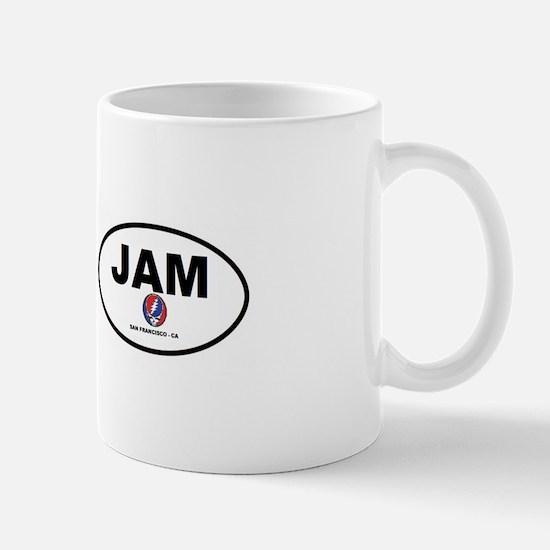 Jam San Francisco Mug