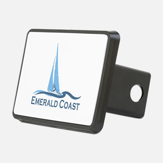 Emerald Coast - Sailing Design. Hitch Cover