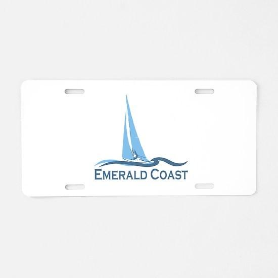 Emerald Coast - Sailing Design. Aluminum License P