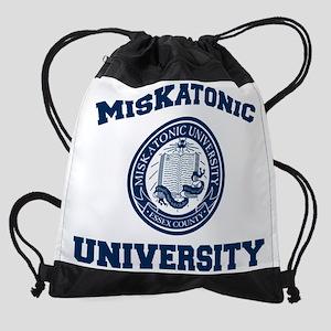 miskaton_tee Drawstring Bag