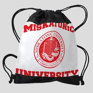 miskaton_tee5 Drawstring Bag