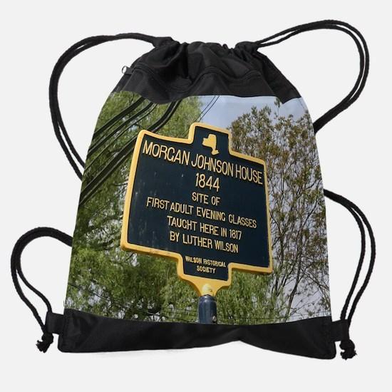 may27mouse13.JPG Drawstring Bag