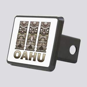 Oahu Tiki Hitch Cover