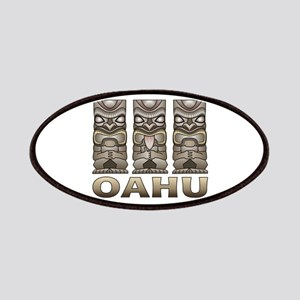 Oahu Tiki Patches