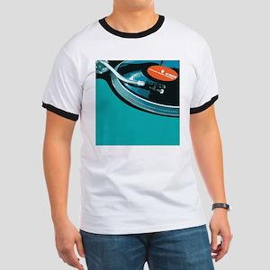 Turntable Vinyl DJ T-Shirt